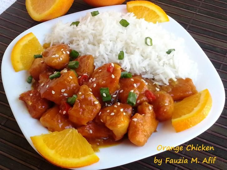 Orange Chicken   Fauzia s Kitchen Fun http www fauziaskitchenfun com 41 best Pasta  Pizza   Pies images on Pinterest   Pizzas  Chinese  . Fauzia Kitchen Fun Chicken Soup. Home Design Ideas