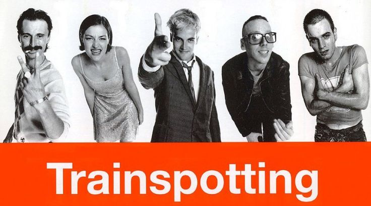 Esta es la lista de canciones de Trainspotting 2