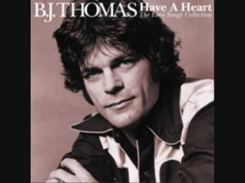 "▶ B.J. Thomas - "" I Just Can't Help Believing"" -- Billy Joe ""B. J."" Thomas (born August 7, 1942, Hugo, Oklahoma) is an American popular singer. He is known for his hits of the 1960s and 1970s, which appeared on the pop, country and Christian charts."
