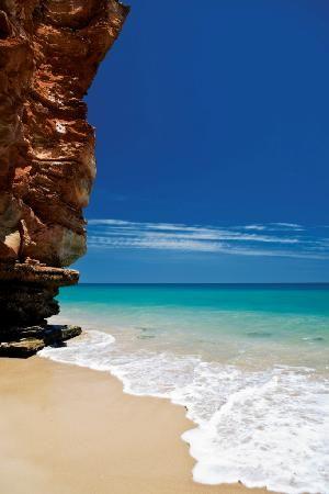 Eco Beach Resort Broome, Western Australia.. #Australia #ocean #bluewater #inspirock #inspirocktravel