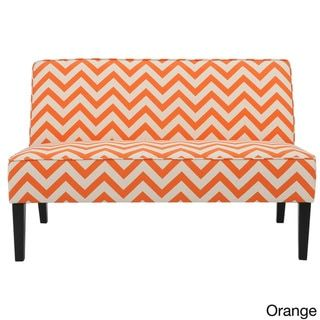 Dejon Chevron Fabric Loveseat by Christopher Knight Home - Free Shipping Today - Overstock.com - 18378045 - Mobile
