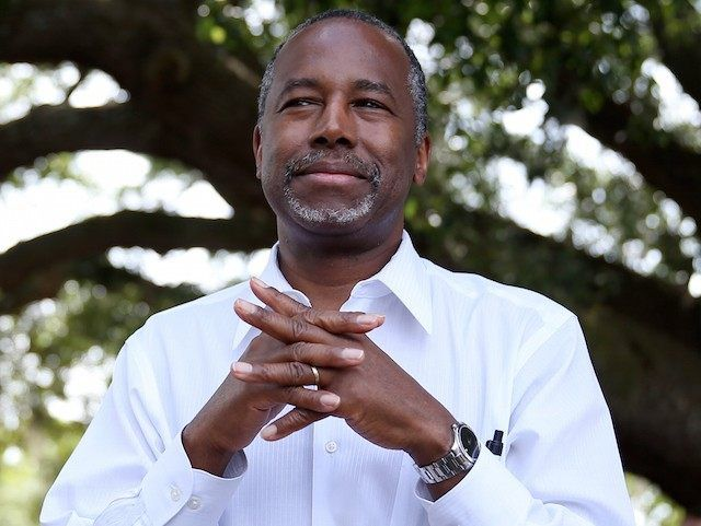 Dr. Ben Carson: Harvesting Of Aborted Baby Body Parts By Planned Parenthood Must Stop ~ breitbart.com Photo by Joe Raedle/Getty Images