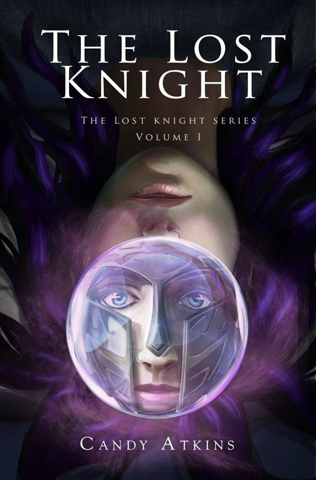 Mythical Books: the wrong girl - The Lost Knight by Candy Atkins