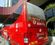 Liga Europa: Benfica chega a Lisboa um dia depois de perder a final