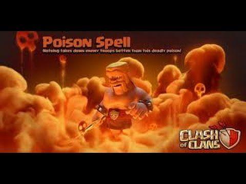 Dark Spell Factory New Dark Spells Earthquake - Poison - Haste   Clash O...