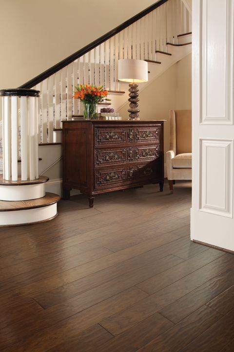 Abilene  Handscraped Hickory Hardwood Flooring  HGTV HOME Flooring by Shaw