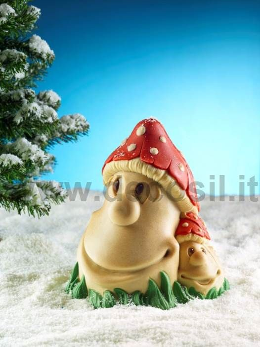 king Bolete Mushroom mould