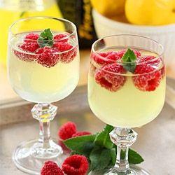 Cocktails Cocktails ... Limoncello Cooler - Limoncello, Prosecco ...