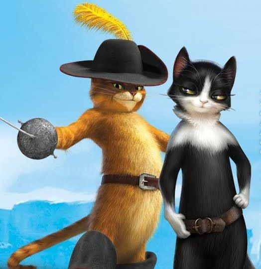 Excellent movie. Well done, good story, dynamic, voices are top. My wife and I loved Puss and Boots!