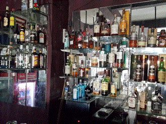 If you appreciate a nice whiskey 15 Palms is your place to go in Surabaya, Indonesia