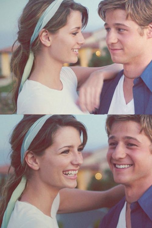 "The OC: marisa and ryan. one of my favorite ""can't live with each other, can't live without each other"" couples."