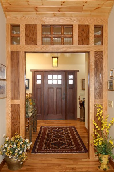 25 best ideas about craftsman style front doors on - Where to buy exterior doors for home ...