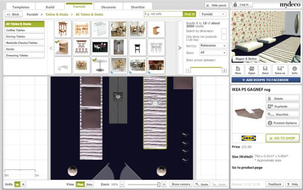 my deco example 1 e1281328808630 10 Best Free Online Virtual Room Programs and Tools
