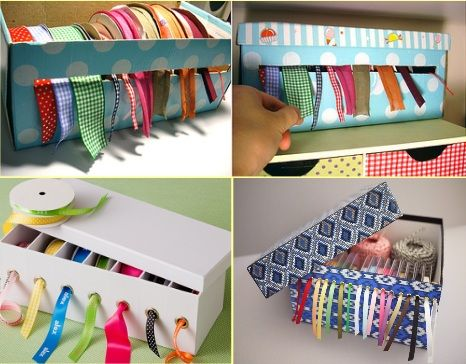 Reusing Shoes Box To Organize Your Home | So Creative Things | Creative DIY Projects