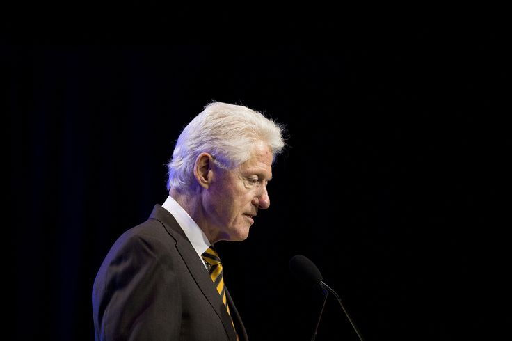 At the NAACP Conference, Bill Clinton admitted that the harsh sentencing provisions in his 1994 crime bill were a harmful mistake.