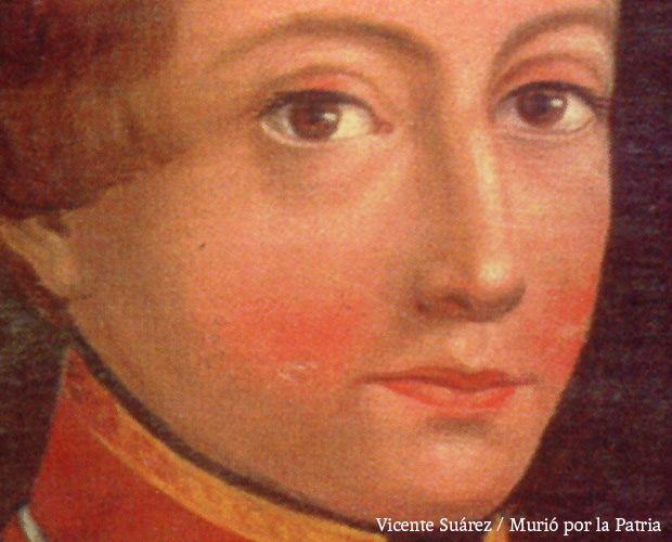 3 de abril 1833 / Nace en la Ciudad de Puebla, Puebla, Vicente Suárez. Cadete Militar. Participó en la Batalla de Chapultepec. #efeméride