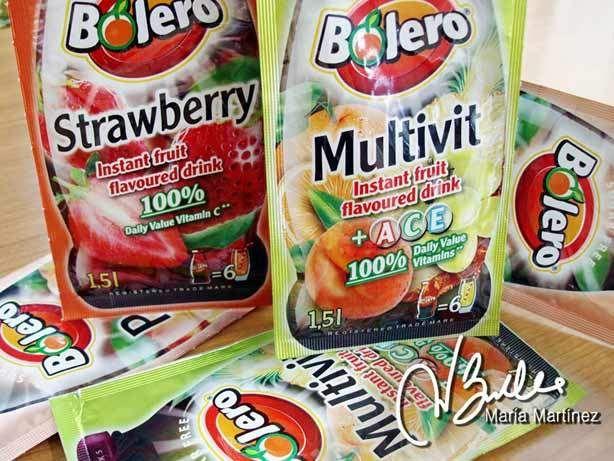 Bebidas Bolero, para preparar postres aptos para la dieta Dukan: gelatinas de sabores, mousse, tartas, helados...