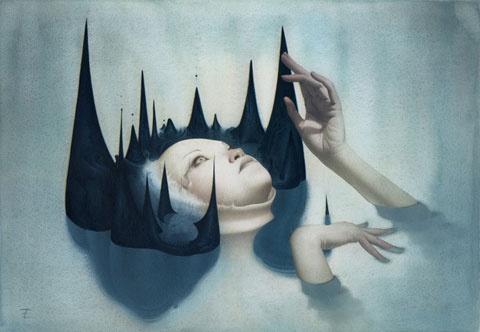 Juxtapoz Magazine - Reader Art: Eric Fortune | Reader Art