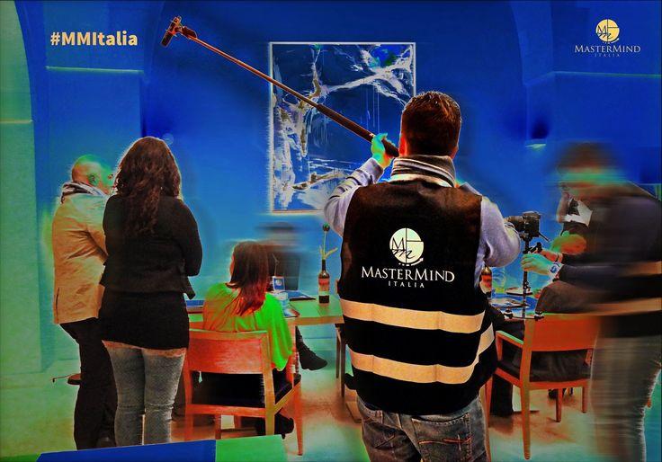 MasterMind Italia - Spot in Corte Borromeo Hotel