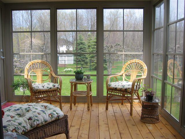 20 best images about enclosed porch on pinterest porch for Enclosed deck plans