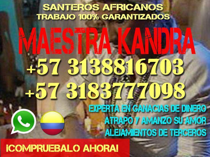 SIENTES QUE SE APARTO DE TI QUE EL AMOR NO VOLVERA LLAMAME MAESTRA KANDRA - #Clasiesotericos #Colombia #verdaderosbrujos #usa #mexico #chile #españa   #nomasestafas