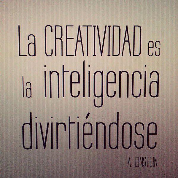 ¿Y tú, estás creativo?