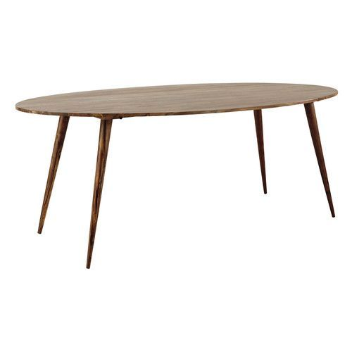 25 best ideas about oval dining tables on pinterest oval kitchen table ro - Table ovale scandinave ...
