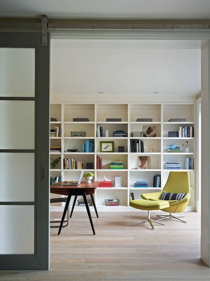 contemporary home office sliding barn. san francisco residence by art of construction home office designoffice designsbarn doorssliding contemporary sliding barn s