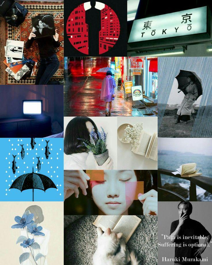 #MurakamiAesthetic