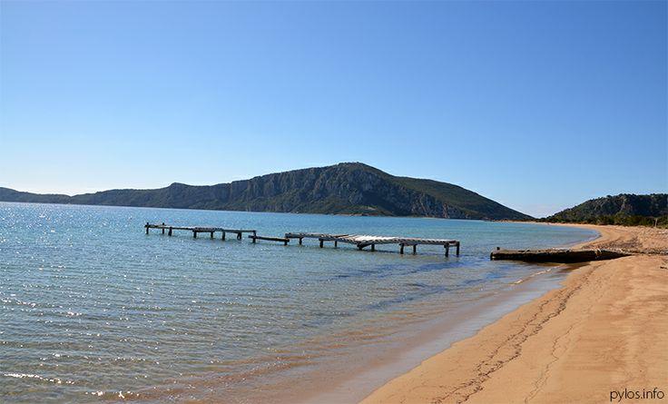 Divari beach/Golden Coast Pylos, Messinia, Greece http://pylos.info