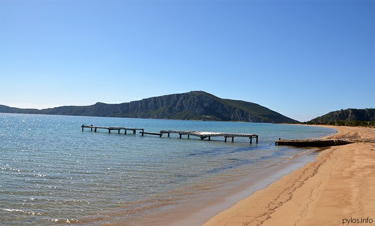 Divari beach/Golden Coast Pylos, Messinia, Greece http://pylos.info