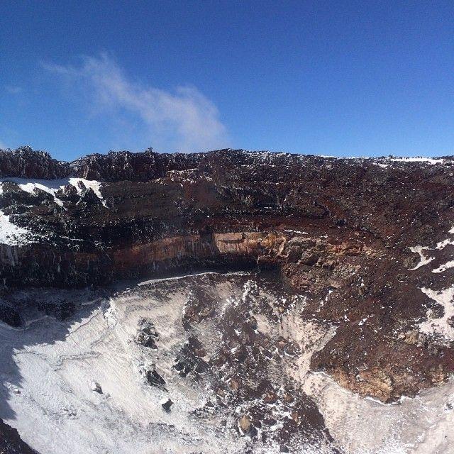 Mount Doom (Mt. Ngauruhoe)