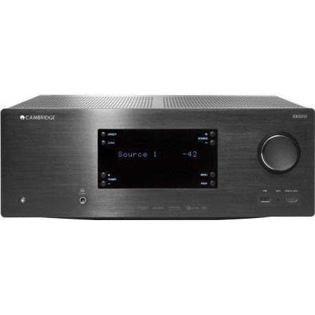 Cambridge - CXR200 - Amplificateur Home Cinema Pour pack et promotions: Julien@lapomme-distribution.fr