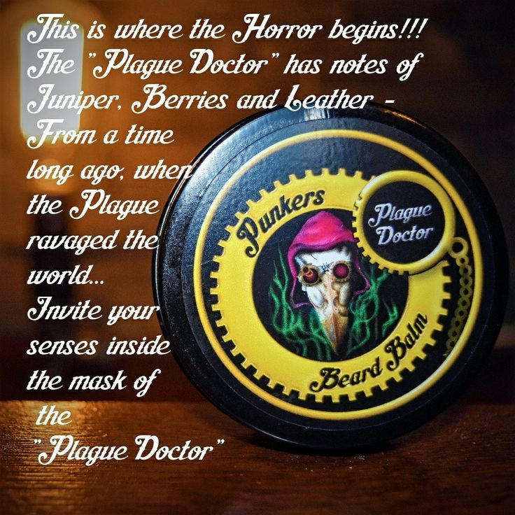 Introduction to Our Plague Doctor Scent