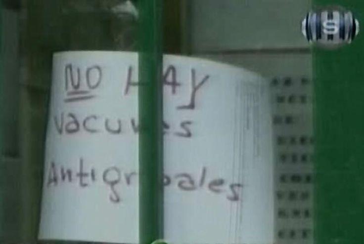 V° Luján: El Centro de Salud lleva 3 días sin vacunas antigripales: A raíz de la alta demanda de la gente, el lugar se quedó sin stock para…