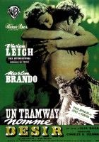 plakat do filmu Tramwaj zwany pożądaniem (1951)