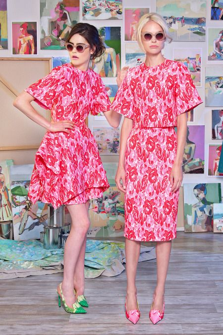 Christian Siriano | Resort 2015 Collection | Style.com