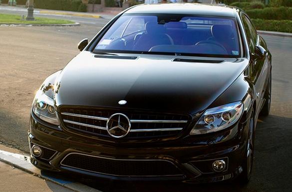 Mercedes CL63 AMG  İ want it