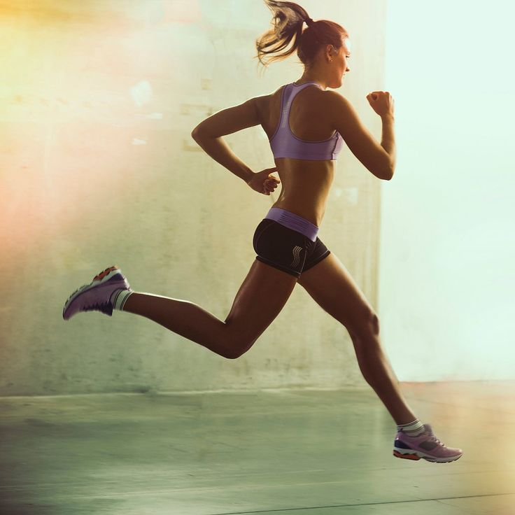 Why all runners looking to lose weight NEED interval training.
