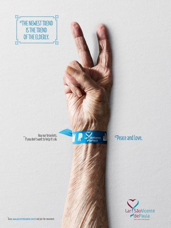 Lar São Vicente de Paula: The newest trend is the trend of elderly, 4 | Ads of the World™