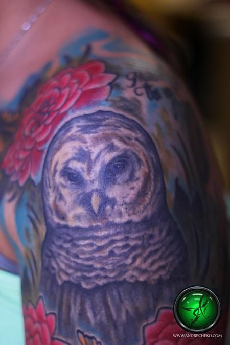 Off the Map Tattoo : Ethnic Native American : Tattoos : Page 1