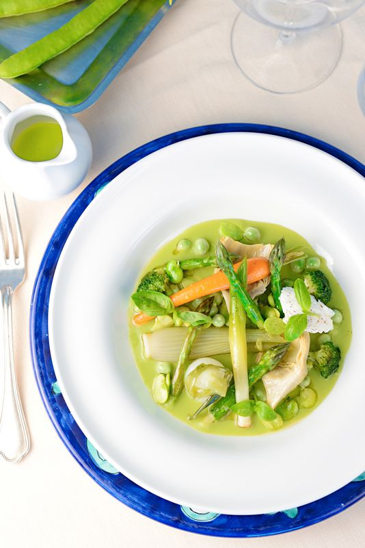 sping soup