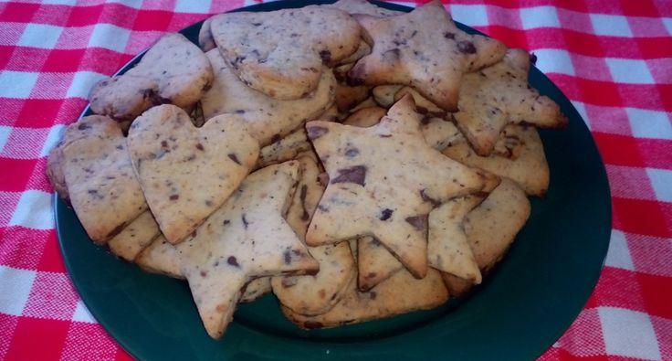 Csokis-diós keksz | APRÓSÉF.HU - receptek képekkel