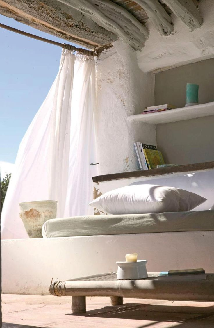 dreamy ibiza outdoor daybed