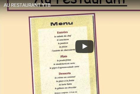 ¿Cómo pedir comida en un restaurante en francés? ¿Te gustaría aprender francés rápido para poderentender mejor a los comensales francesesen un restaurante, un bar o un hotel? Si eres camarero/camarera, gerente o maître, o si estás estudiando para trabajar en la restauración, te propongo estos vídeos, audios y ejerciciospara pedir comida en francés de forma …