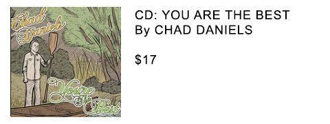 Chad Daniels CD