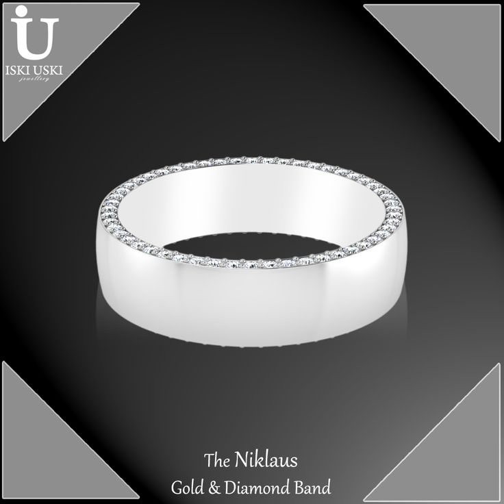 Check out Bands latest designs for best prices in India!! Shop Now: www.iskiuski.com/jewellery/rings/band.html  #GoldBand #diamondband #Bands