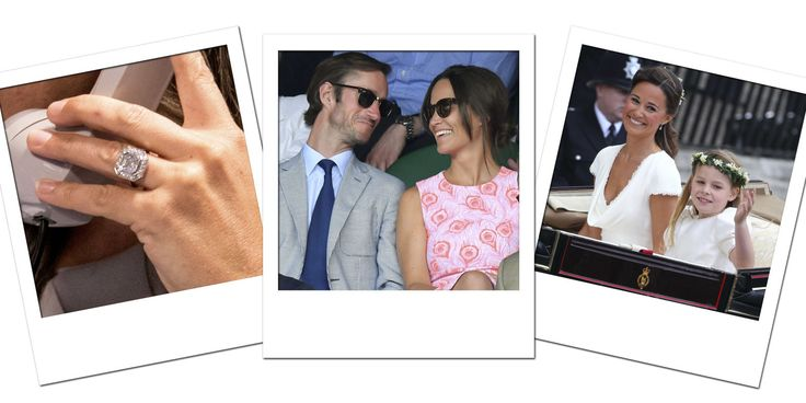 EVERYTHING TO KNOW ABOUT PIPPA MIDDLETON'S WEDDING From the location to the guests....