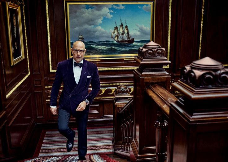 Who doesn't like to watch Stanley Tucci on screen? Well, Stanley Tucci, for one. 'Kind of horrifying,' he says. But what does he know? He's loved by Hollywood for his ability to inhabit great characters and produce dramatic moments that can transform a story. Meryl Streep says she owes him 'everything' for the success of The Devil Wears Prada and Julie & Julia. Now that's more like it - he should listen more to Meryl...