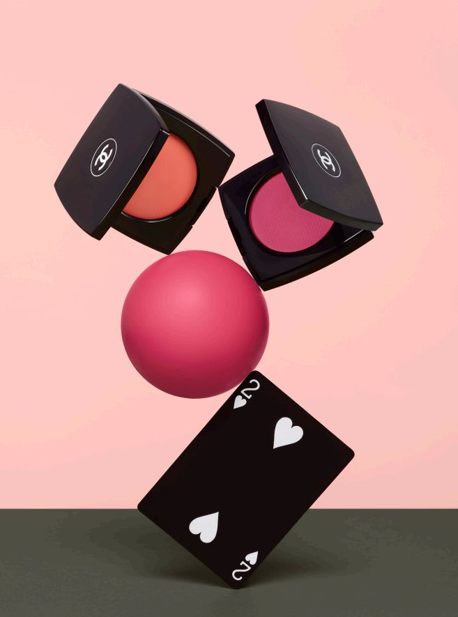 The Chanel Autumn 2013 Make – Up Collection